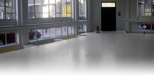 Beton-look vloer : Wijnhoven beton-look vloeren